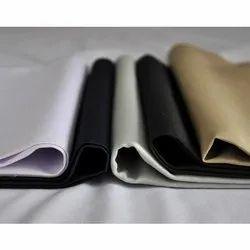 Plain Cotton Polyester Driver Uniforms Fabric