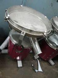 Agarbatti Filtering Machine