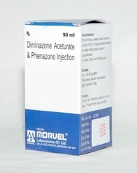 Diminazene Aceturate And Phenazone Injection