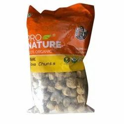 Pro Nature Organic Soya Chunk, High in Protein, Packaging Size: 200 g