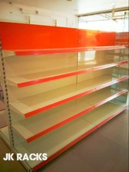Department Stores Shelves