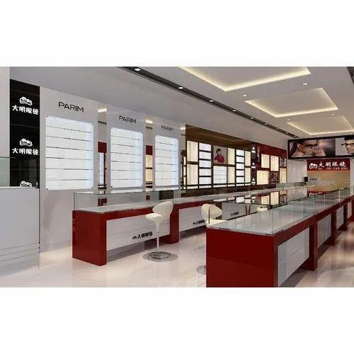 Offline Showroom Interior Design Services