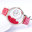 Ladies Round Dial Watch