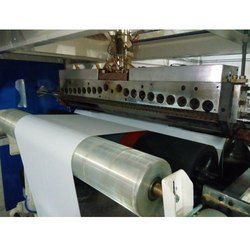 Pe And Kraft Paper Bag Extrusion Coating Plant