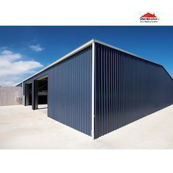 Steel Industrial Sheds