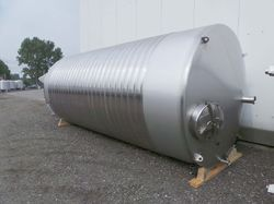 25000 L Stainless Steel Storage tank