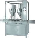 Single Auger Dry Syrup Filling Machine