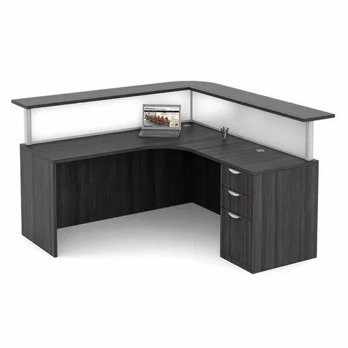 factory price 9adc0 f2457 L Shaped Reception Desk