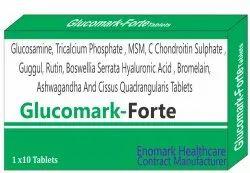 Glucosamine, Tricalcium Phosphate , MSM Chondroitin Sulphate