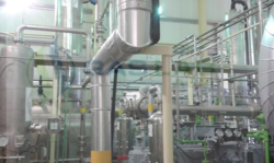 Enhanced Oil Recovery Plant