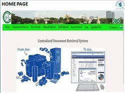 Document Management System Software Application