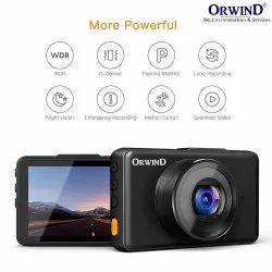 4K 1080P FHD Dash Cam 3 LCD 1080P
