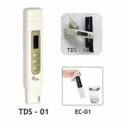Water Testing Meters TDS / EC Meter