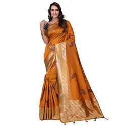 999 Ladies Designer Art Silk Saree