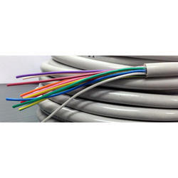 Round Traveling Cable, 230 V