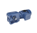 Helical Bevel Gear Box - Helical Bevel Geared Motors