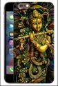 3d Lord Krishna Designer Mobile Back Cover For Apple Iphone