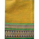 Mangalagiri Border Fabric