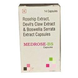 Rosehip Extract Devil's Claw Extract & Boswellia Serrata Extract Capsules