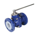 Full Port Lined Ball Valve