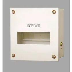 B'Five B-158 Metal Distribution Board Single Door