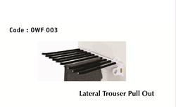 Lateral Trouser Rack