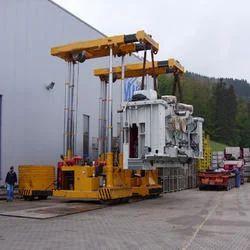 Heavy Machine Shifting