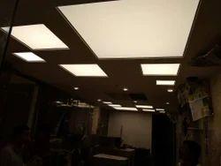 White Luxceil LED Decorative Ceiling
