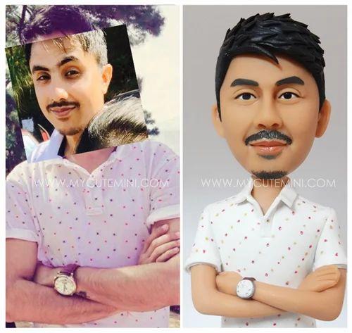 3D Selfie 3D Figurines 3D Miniatures 3D Dolls - Photos to 3D