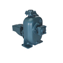 Iron Self Priming Non Clog Monoblock Pump, Max Flow Rate: 2016 Lph