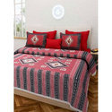 Jaipuri Print Double Bedsheet