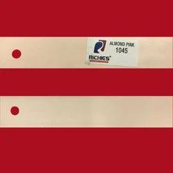 Almond Pink Edge Band Tape