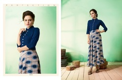 Stitched Printed Ladies Kurtis