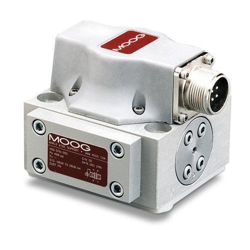 Moog Distributor Motors Servo Valves - Barad Industries