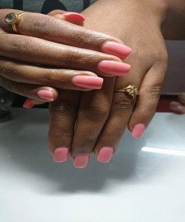 2D Nail Art & 3D Inlay Nail Art On Natural Nails from Chennai