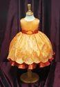 Style 3362 Orange Dress