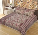 Autoloom Cotton King Size Bed Sheet