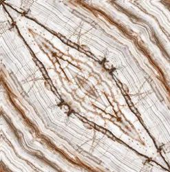 Bookmatch Porcelain Floor Tiles, Thickness: 5-10 mm