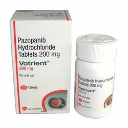 Votrient - Pazopanib Tablets