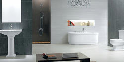 Porcelain Wall Mounted Roca & Parryware