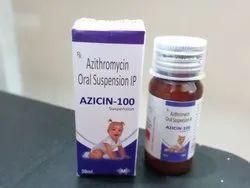 Azithromycin -100 Susp