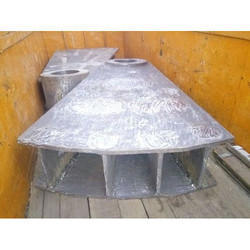Aluminum Trunnion Casting Use In Damn