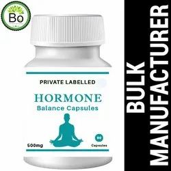Hormone Balance Capsules, Packaging Type: Plastic Bottle