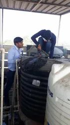 Plastic Water Storage Tanks Cleaning Services
