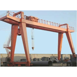 Single Girder Semi Goliath Cranes