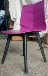 Wisdom seatings Black Fiber argon restaurant chair