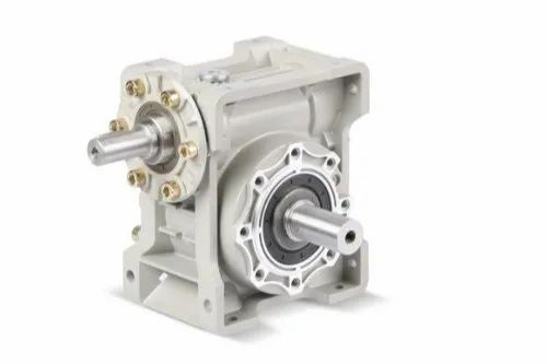 Solid Input Shaft Worm Gearbox