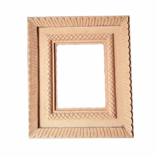 MDF Craft Frame, Decorative Picture Frame, Sajavti Photo Frame ...