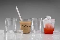 Squar Plastic CE-200 Water Glass, For MULTY, Capacity: 250ML