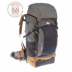 Decathlon 50 Litre Men Travel 500 Lockable Backpack